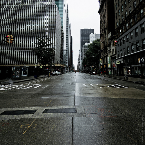 #76 - empty streets  by cliff_r