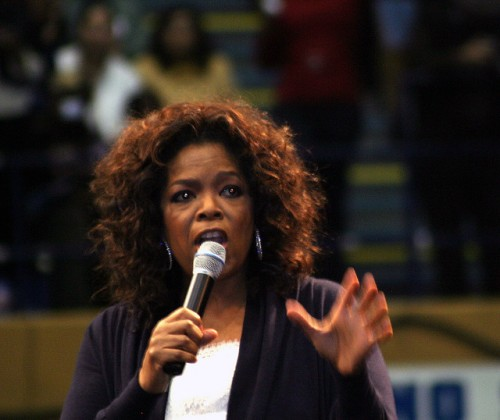 oprah by story acccents
