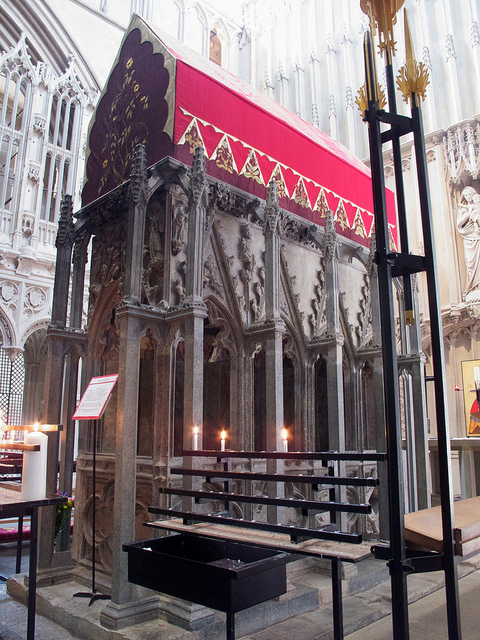 shrine to st alban by avail