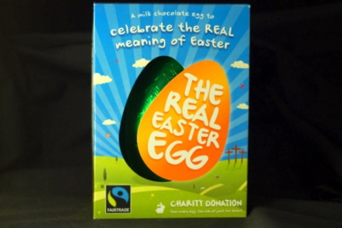 The Real Easter Egg Packaging by Lee McCoy