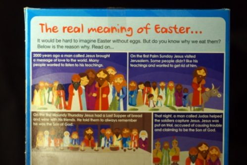 The Real Easter Egg Information by Lee McCoy