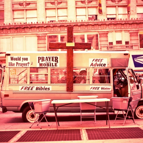 prayer mobile nyc by cabbit