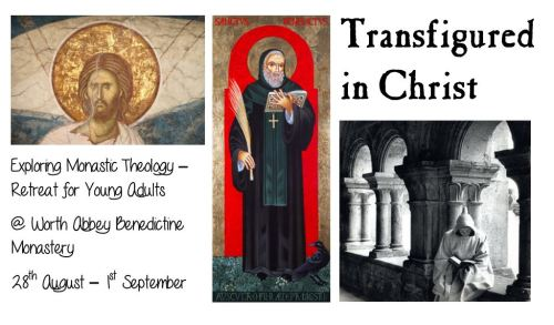 transfigured in Christ