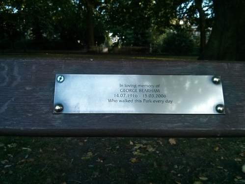 bench by SW